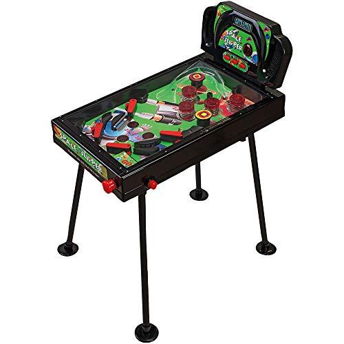 Globo Toys Globo–3741070cm Familie Spiele Flipper mit Bein Lichter und Sound