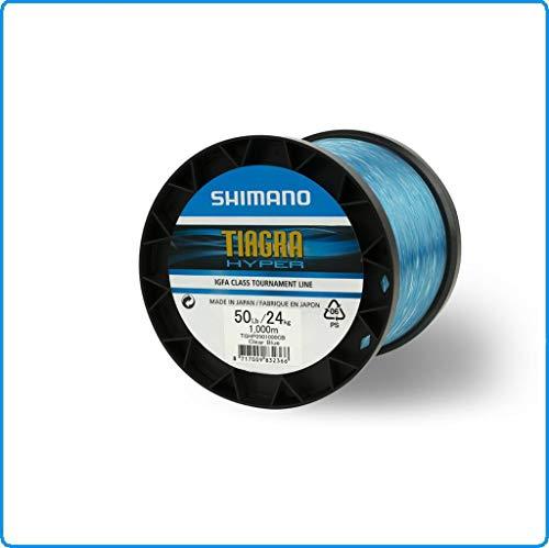 SHIMANO Nylon Tiagra Hyper Troll IGFA Clear Blue 1000m - D.0,42mm - R.10Kg - TGHP0201000CB