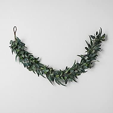 Hearth and Hand with Magnolia Eucalyptus Garland Joanna Gaines Collection Limited Edition