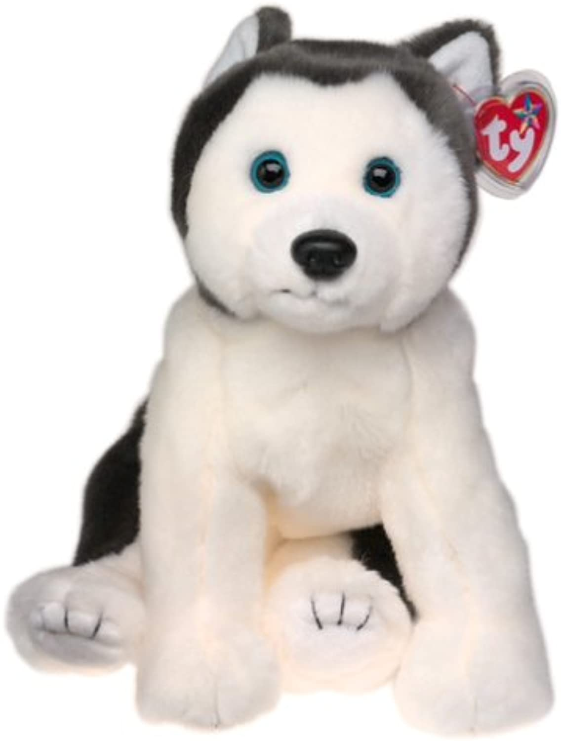 TY Nanook the Husky Dog Beanie Buddy