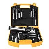 Sistema del cortador de mandrinar del CNC, barra de mandrinar indexable de la resistencia de la vibración de los accesorios principales 40cr