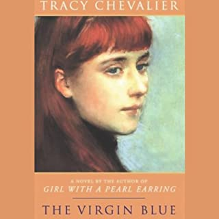 The Virgin Blue cover art