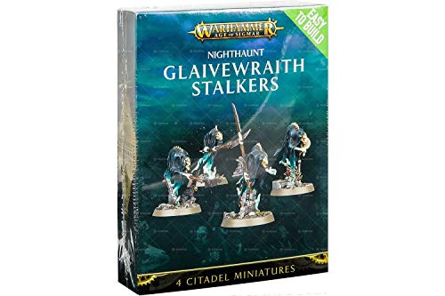 Citadel Easy-To-Build Nighthaunt Glaivewraith Stalkers Warhammer Age of Sigmar