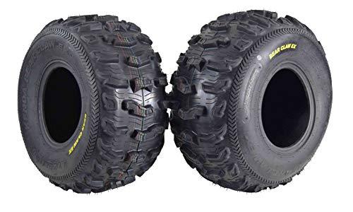 Kenda Bear Claw EX 25x11-10 Rear ATV 6 PLY Tires Bearclaw 25x11x10-2 Pack