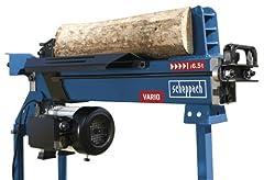 Rozdzielacz drewna Scheppach rozdzielacz drewna HL650 włącznie z podstawą - 6,5t siła szczeliny