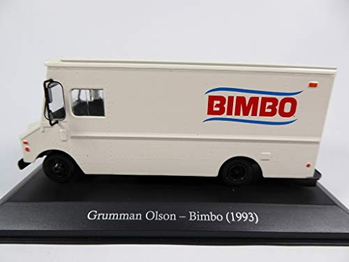 - Grumman Olson Bimbo (1993) Salvat 1/43 (SA06)