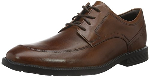 Rockport Men Oxford, Brown (New Brown), 10 UK