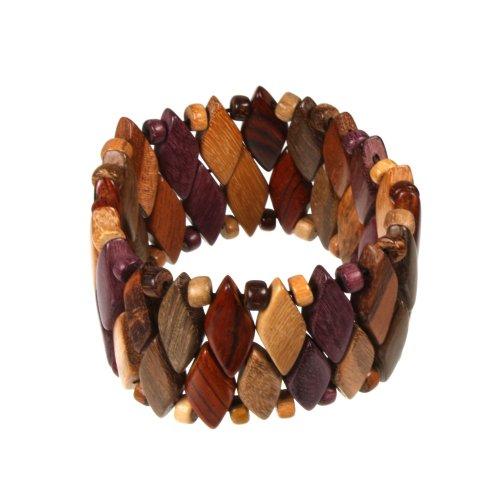 Armband Armreif HA1742 Holz Schmuck