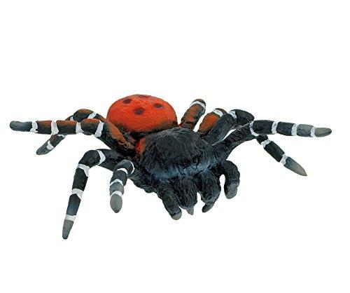 Bullyland 68458 – Figura de araña, Aprox. 6,8 cm, Figura Pintada a Mano, sin PVC, Regalo Ideal para niños y niñas para Jugar con imaginación.