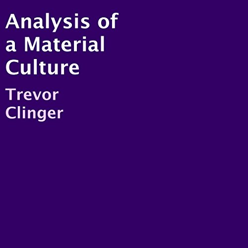 Analysis of a Material Culture Titelbild