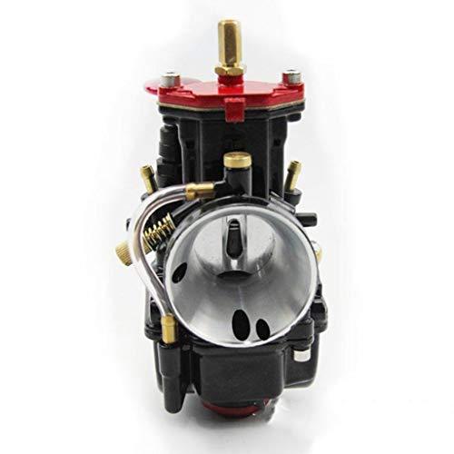 Universale carburatore 21 24 26 28 30 32 carburatore 34 Millimetri for KTM Yamaha Honda Suzuki Kawasaki SUV ATV UTV 4 iniettori (Colore : 28)