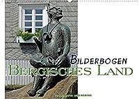 Bilderbogen Bergisches Land (Wandkalender 2022 DIN A2 quer): Fotografischer Streifzug durch das Bergische Land (Monatskalender, 14 Seiten )