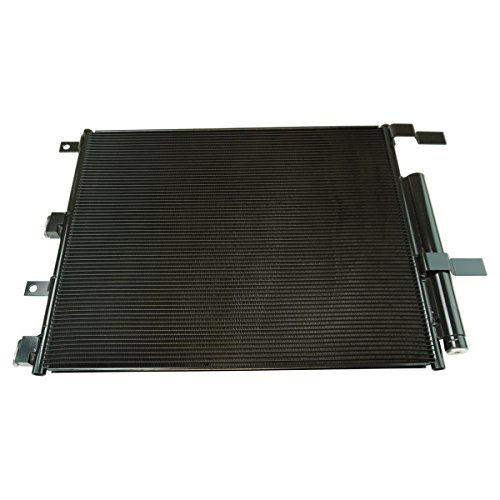AC Condenser A/C Air Conditioning with Receiver Dryer for Dodge Ram Truck Pickup