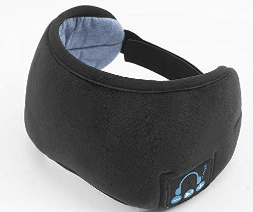2020 Wireless Smart Music Eye Blinder Bluetooth Eye Mask Bluetooth 5.0 Breathable Custom Bluetooth...