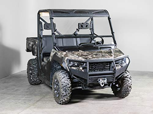 Compatible with Arctic Cat Prowler Pro Full Tilting UTV Windshield 3/16' - Made in The USA!