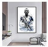 KUANGXIN Feld Ereignisse Spieler Poster Jesse Owens