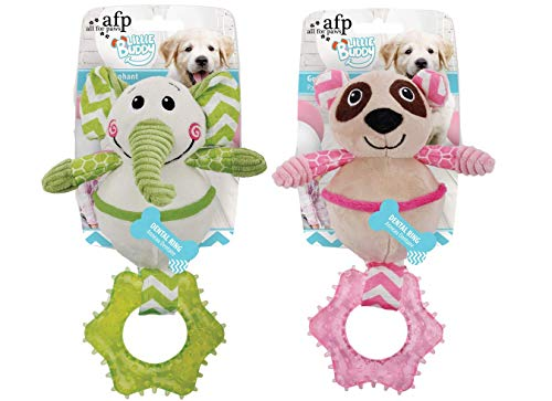 All for Paws Little Buddy - Goofy Elephant
