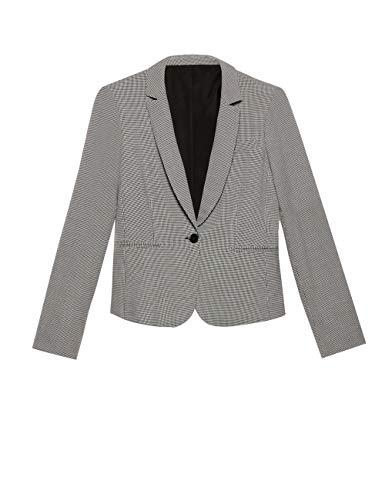 Daarnaast : Blazer jas Fantasia Pied de Poule (Italian Size)