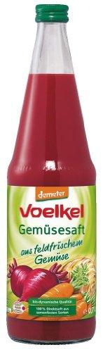 Voelkel Bio Gemüsesaft - 100% Direktsaft (1 x 700 ml)