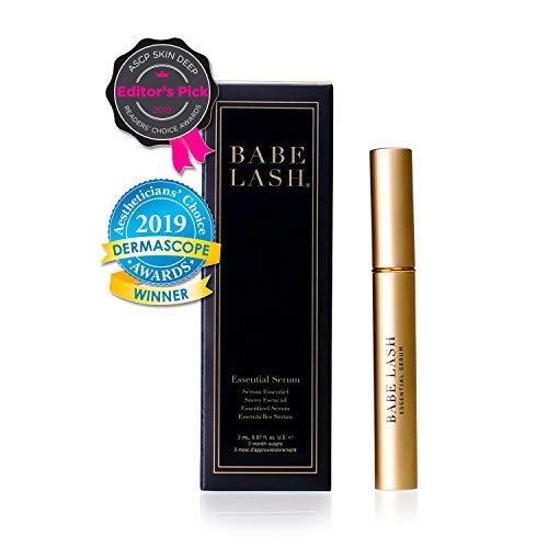 Babe Lash Eyelash Serum Review