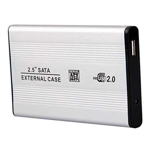 Sata CAsing-Black External 2.5