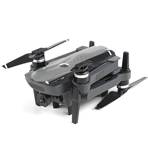 ZHCJH 4K HD Cámara Dual Drone Plegable, WiFi FPV Helicóptero Profesional Control de Gestos de Flujo óptico 5G GPS Quadcopter RC