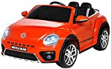 Actionbikes Motors Kinder Elektroauto VW Beetle Käfer - Lizenziert - 2 x 40 Watt Motoren - 2,4 Ghz...