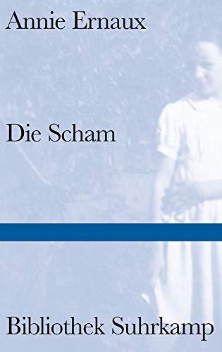 Die Scham (Bibliothek Suhrkamp)