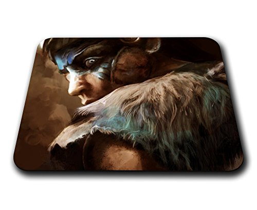 Mousepad Hellblade (D) - Senua - Mousepad