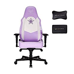 Purple Girl Gaming Chair
