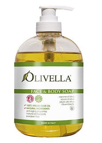 Olivella Savon liquide 500 ml Flacon pompe