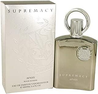 Supremacy Pour Homme by Afnan Eau De Parfum Spray For Men 3.4 Oz / 100 ml