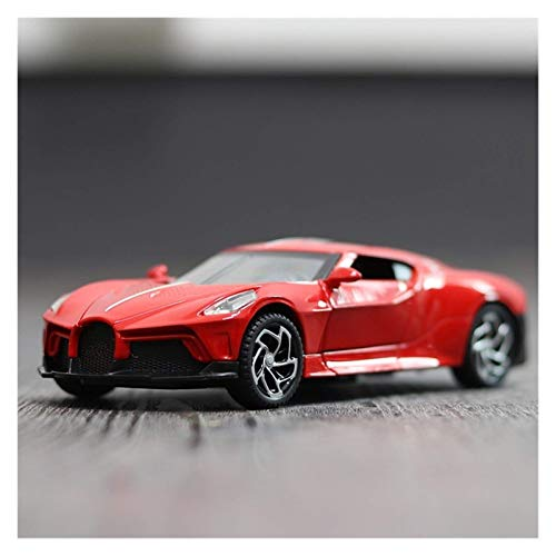 BECCYYLY Diecast Model Voiture 1:32 Simulation...