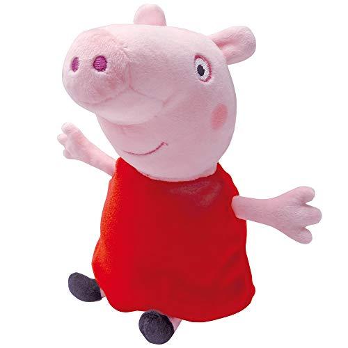 Peppa Pig- Peluches (Bandai 84873)