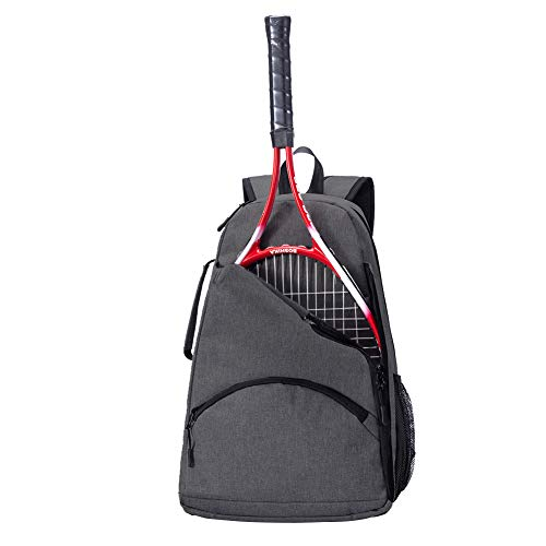 QEES Tennis Racket Holder Bag fo...