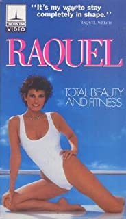 Raquel: Total Beauty and Fitness VHS