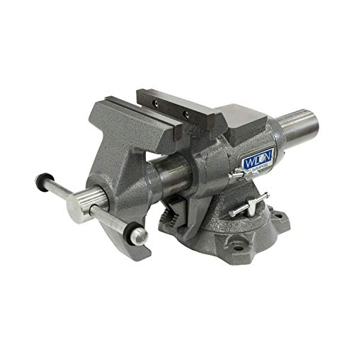 "Wilton Tools 550P, Multi-Purpose Bench Vise, 5-1/2"" Jaw Width, 5"" Jaw Opening, 360° Rotating Head -  28824"