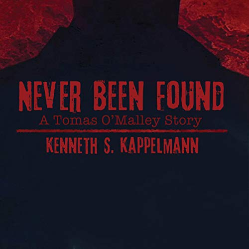 Never Been Found audiobook cover art