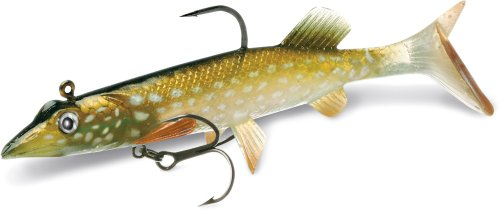 Storm WildEye Live Pike 06 Fishing lure (Pike, Size- 6)