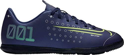 Nike Vapor 13 Club Kids Voetbalschoenen - Indoor (IN) - blauw donker - 35
