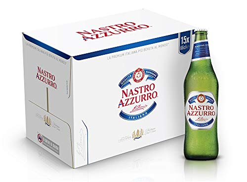 Cinta Azul Cerveza cl.66x15pz (083939)