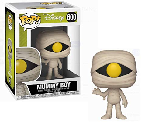 Funko POP: Disney: Pesadilla antes de Navidad: Mummy Boy