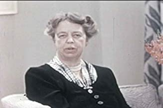 Eleanor Roosevelt Video Address for WWII: Training Women for War Production DVD (1940s)