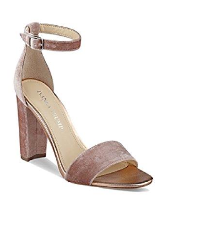Ivanka Trump Womens Emalyn Block-Heel Sandals Light Pink 11 M US