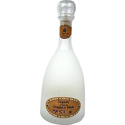 Grappa und Likör mit Honig (0,7l Flasche)