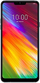 LG G7 Fit (64GB, 4GB RAM) 6.1in Display, 4G LTE Dual SIM GSM Factory Unlocked Phone with IP68 Water Resistant, Boombox Spe...