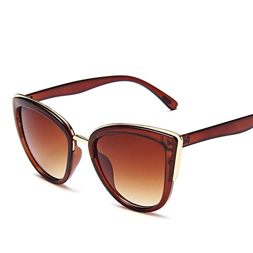 Gafas De Sol Redondas para Hombre Y Mujer, Marcos Vintage/CláSicos/Elegantes; Golf/ConduccióN/Pesca/Deportes Al Aire Libre/Gafas De Sol De Moda,C3