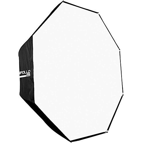 Westcott 2336 43-Inch Round Apollo Orb (Black)