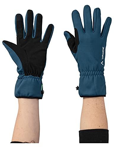 VAUDE Basodino Gloves II Guanti, Baltic Sea Uni, 11 Unisex-Adulto