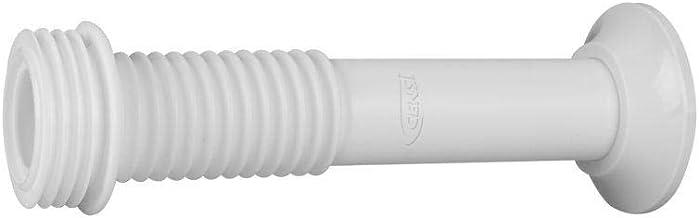 Tubo de Ligação Branco Flexível para Bacias Sanitárias - Censi 7290